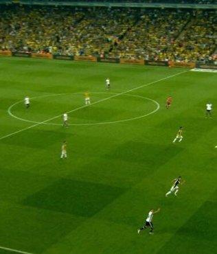 İşte Beşiktaş'ın verilmeyen golü