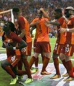 Galatasaray istatistikleriyle fark yaratıyor