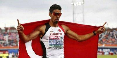 Milli atlet Dünya Şampiyonası finaline yükseldi