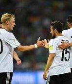 Finalin adı: Şili-Almanya