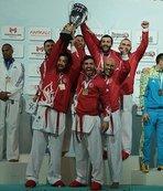 Turkey is European Karate champion