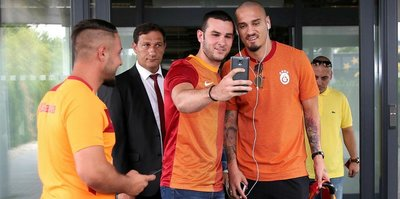 Galatasaray Bratislava'da