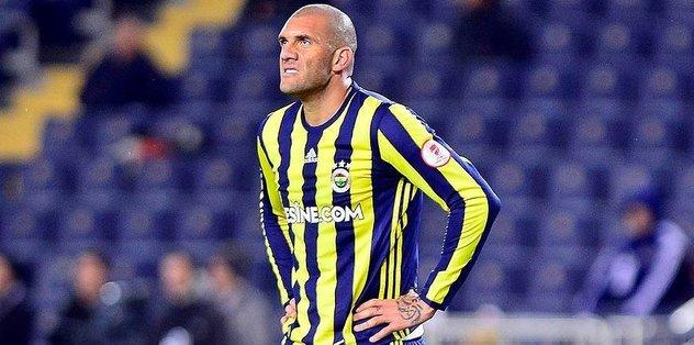 Fenerbahçe'den 10 şutta 4 isabet