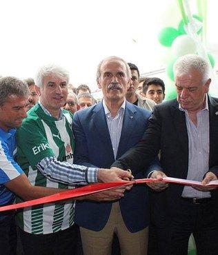 Timsah Arena'ya Bursastore a��ld�