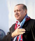 Cumhurbaşkanı Erdoğan'dan özel ilgi