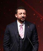 Başkan Türkoğlu'ndan millilere moral