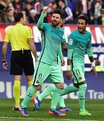 Barça Atletico'yu deplasmanda geçti