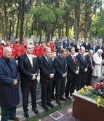 Ali Sami Yen mezarı başında anıldı