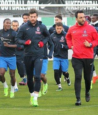 Trabzonspor'da Karabükspor hazırlıkları