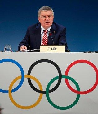 IOC'den 3 boks�re k�nama cezas�