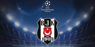 Devler Ligi'nde de Efendi Beşiktaş