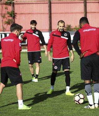 Gençlerbirliği'nde Bursaspor hazırlıkları başladı