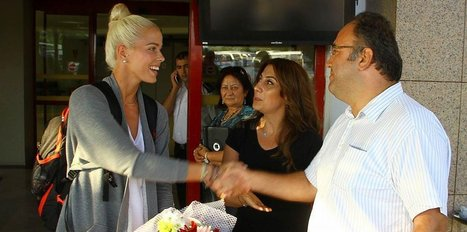 Samsun'da mutlu son
