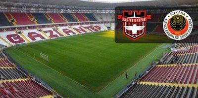 G.Antepspor - G.Birliği maçı ertelendi