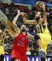 Fenerbahçe, CSKA Moskova'yı devirdi