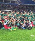 Rusya Kupası'nın sahibi Lokomotiv Moskova