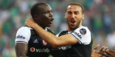 Cenk Tosun & Aboubakar A.Ş.