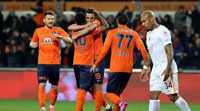 Medipol Başakşehir çeyrek finalde