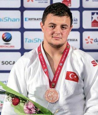 Ömer Kemal Aydın bronz madalya aldı