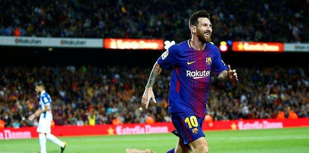 Barcelona derbide fark yarattı!