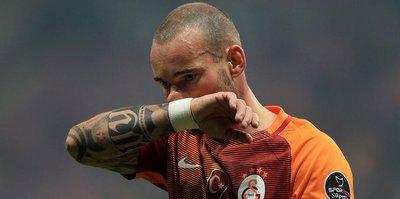 Sneijder kayıptı