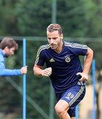 Fenerbahçe'de Vardar maçı hazırlıkları