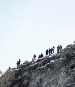 Stat yetmedi, dağ tepe taraftar doldu