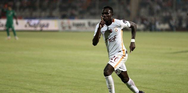 Galatasaray'da rekor Bruma'nın