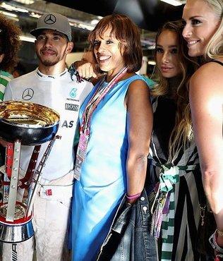 ABD Grand Prix�sinin galibi Hamilton