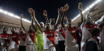 Fransa'da şampiyon Monaco!