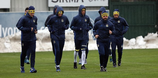 Fenerbahçe, Türkiye Kupası'na konsantre oldu