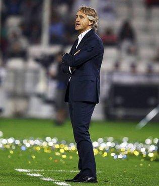 Mancini ile anlaşıldı