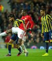 Man United eases past Fenerbahce