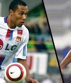 Lyon ve Beşiktaş formaları giyen Carew konuştu