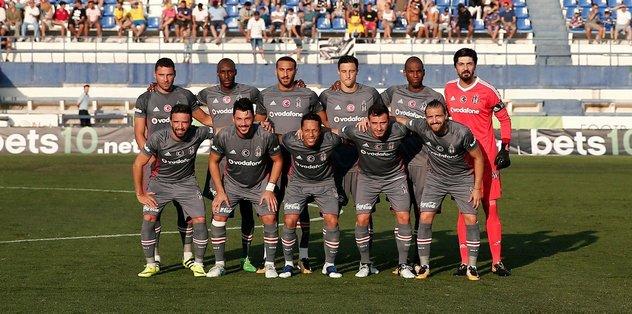 İspanya'da son rakip Real Betis