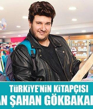 Türkiye'nin kitapçısı TveK'dan Şahan Gökbakar'lı reklam