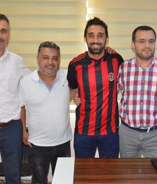 Turgutluspor'da Ramazan imzaladı
