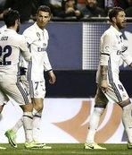 Ramos 500. kez forma giydi