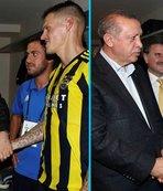 İşte Cumhurbaşkanı Erdoğan'ın Skrtel'e söylediği o gol