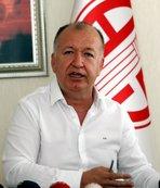 Eski Antalyaspor Başkanından açıklama