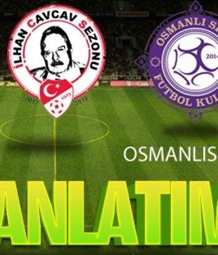 Antalyaspor - Osmanlıspor | CANLI