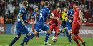 Türkiye-İzlanda maçının biletleri 1 saat içindetükendi