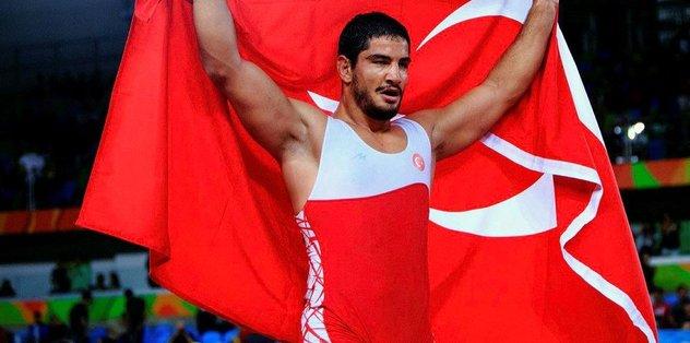 Taha Akgül, TMOK Sporcu Komisyonu Başkanı oldu