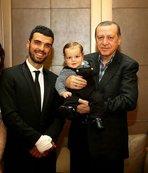 Erdoğan, Sofuoğlu ailesiyle bir araya geldi