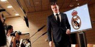 Kroos, kariyerini R. Madrid'de bitirmek istiyor