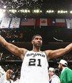Tim Duncan'a büyük onur!