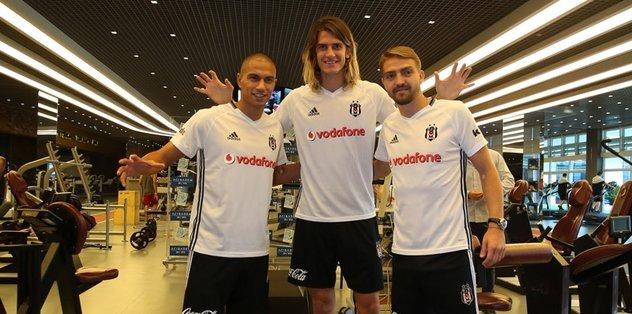 Caner Erkin Beşiktaş'ta