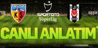 Spor Toto Süper Lig 7. hafta maçı