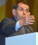 Başkan Özbek ihraç nedenini açıkladı