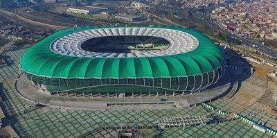 Bursa'nın yeni stadı 24 saat yaşayacak!